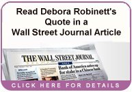 Quote by Debora Robinett nutritionist and registered dietitian - Tacoma Seattle.